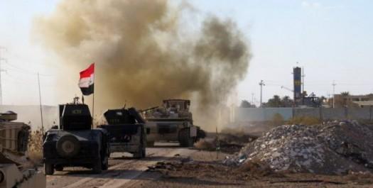 « Daech » Attaque des conseillers américains et australiens avec du gaz moutarde en Irak