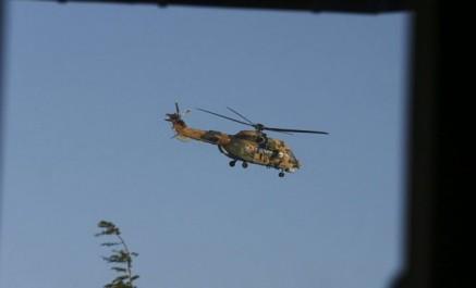 Turquie: Un hélicoptère avec 12 personnes à bord s'écrase à l'Est