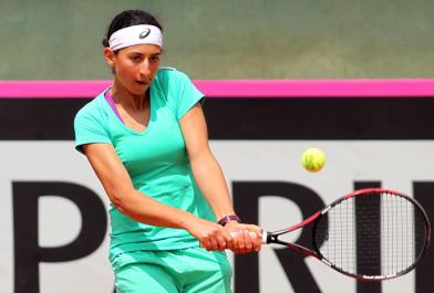 Tennis :  Circuit Pro-féminin : Rétablie, Inès Ibbou candidate à un tournoi à 60 000 USD en Tunisie