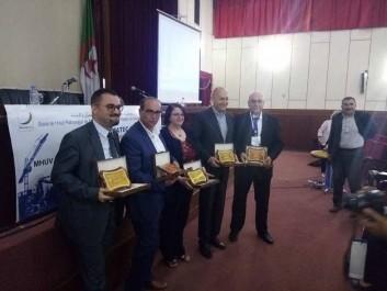 JUWO POROTON ALGERIE remporte le prix INNOVBAT 2017
