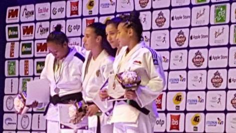 Championnats d'Afrique de Judo: l'Algérie s'offre 4 nouvelles médailles d'or et domine le classement
