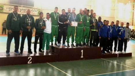 Taekwondo/Coupe nationale: l'équipe de la 4e Région militaire remporte le trophée