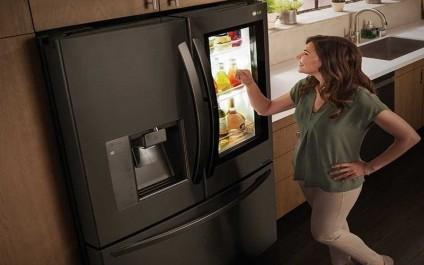 LG présente son nouveau réfrigérateur «InstaView Door-in-Door ™»
