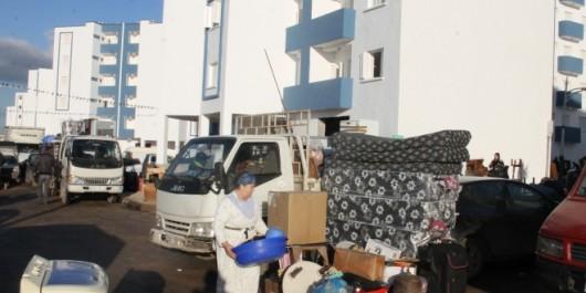 Un programme pour l'attribution de plus de 4.000 logements le 2ème semestre: Relogement hier de 400 familles de Ras El Aïn à Oued Tlélat
