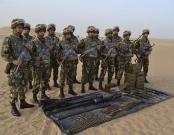 Lutte antiterroriste.. Découverte d'une cache d'armes et de munitions à Bordj Badji Mokhtar