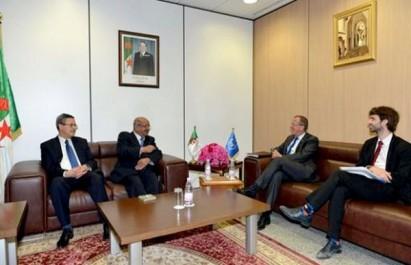 Messahel salue la volonté des Libyens d'aller vers la paix loin de toute ingérence