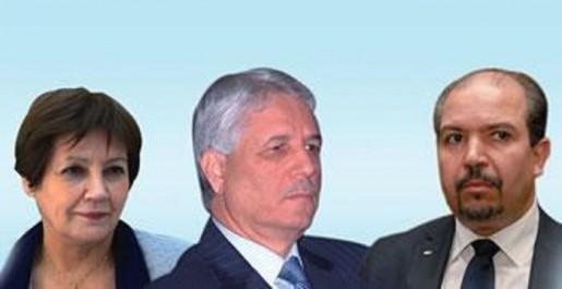 Benghebrit, Louh et Mohamed Aïssa: Choc frontal avec les salafistes
