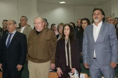 HEC baptisée au non du mouhadjahid Boualem Oussedik:  Un grand nom pour une grande école