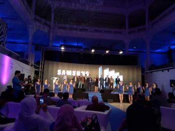 Samsung Electronics Algérie lance le Galaxy S8 et Galaxy S8+ :Une nouvelle ère dans le monde des smartphones