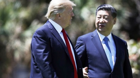 La Chine appelle Trump au calme