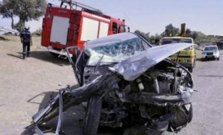 Hatatba (Tipasa) : Dramatique collision entre deux véhicules
