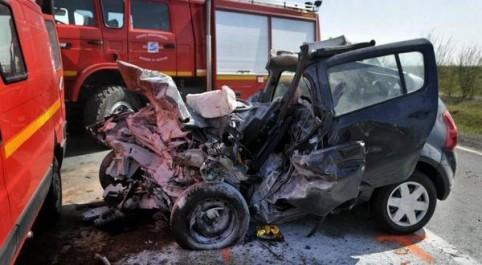 Accidents de la route: 13 morts et 74 blessés en 48 heures