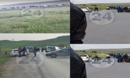 Photos exclusives- Un terroriste se fait exploser, un autre capturé par la police à Constantine