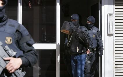 Espagne Arrestation de huit Marocains et d'un Espagnol à Barcelone pour terrorisme