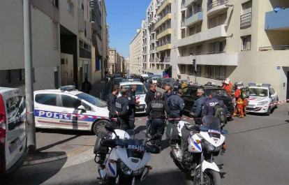 Un projet d'attentat déjoué à Marseille, deux hommes interpellés