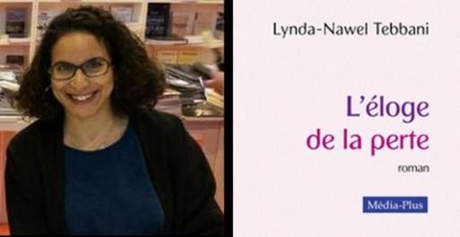 Littérature L'éloge de la perte, premier roman de Lynda-Nawel Tebbani