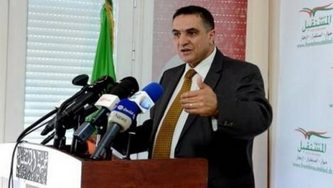 La crise en Algérie n'est pas économique, c'est une crise de confiance (Belaid)