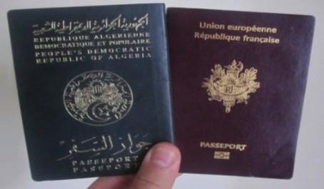 22 500 Algériens ont obtenu des nationalités de l'UE en 2015, dont 77,2% devenus citoyens français
