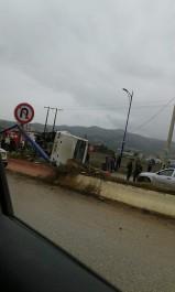 Vidéo: 20 blessés dans un accident de la circulation à Skikda