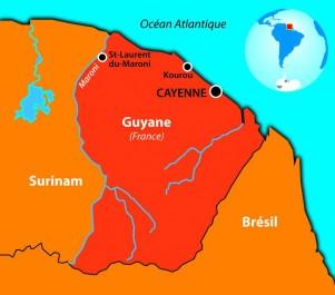 Guyane:  Revendication d'un nouveau statut pour le territoire