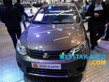 Une voiture à un million de Dinar à partir de l'été 2017!