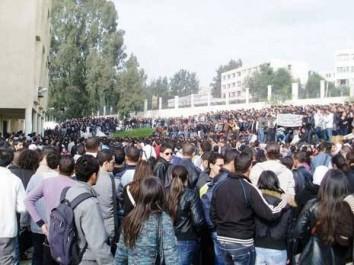 Béjaia: Grève des enseignants et sit-in des adjoints d'éducation