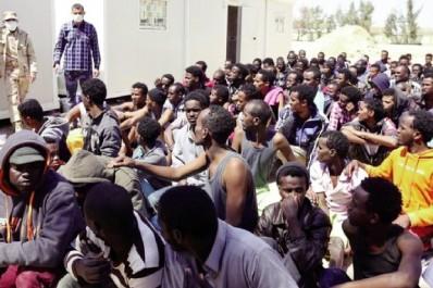 Libye : des migrants vendus comme esclaves