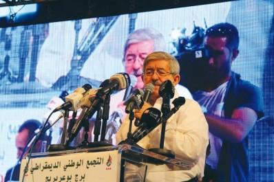 Il a évoqué tamazight et a rendu hommage aux victimes du printemps noir:  Bordj Bou-Arréridj : le discours à la carte d'Ouyahia