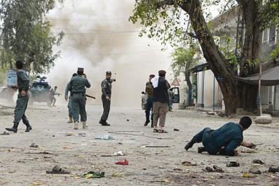 Les talibans auraient bénéficié de complicités: Carnage contre une base militaire afghane