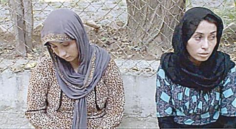 """""""Femmes et enfants esclaves : dans l'enfer de Daesh"""""""