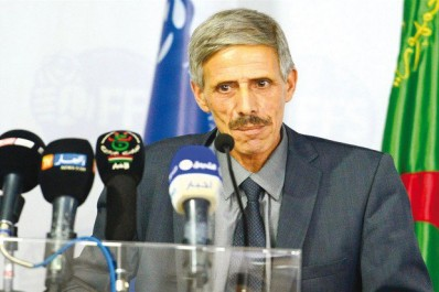 Abdelmalek Bouchafa (FFS) à Oran:  «Nous ne nous opposons pas à l'Etat»