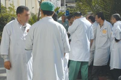 """Leur syndicat revendique l'instauration d'un dialogue avec la tutelle: Les """"blouses blanches"""" en grève"""