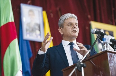 """Mohcine Belabbas a animé hier un meeting à Tipasa: """"Les législatives, c'est d'abord le choix d'un programme"""""""