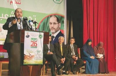 """Tout en critiquant Abdelmalek Sellal lors d'un meeting  à Tlemcen:  Makri : """"Le MSP est le chef de file de l'opposition"""""""
