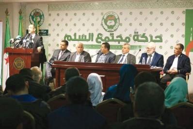 """Son parti plaide pour le renforcement des services de de renseignement : Makri : """"On veut être un parti de gouvernement"""""""