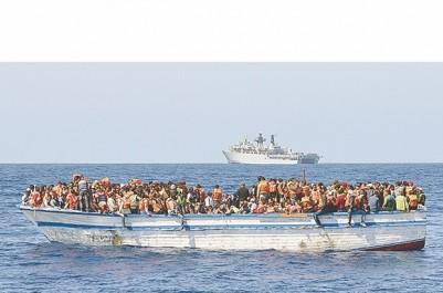 Migrants: plus d'un millier de morts depuis janvier en Méditerranée