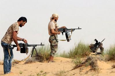 Acculé dans ses derniers retranchements:  La déroute de Daesh
