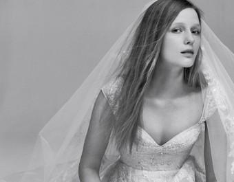 Quand Elie Saab revisite la robe de mariée