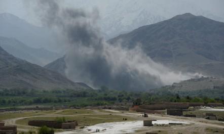 Les Etats-Unis ont utilisé leur plus puissante bombe non-nucléaire en Afghanistan
