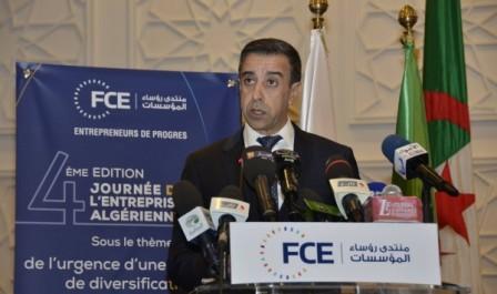 Haddad exhorte les hommes d'affaires canadiens à investir en Algérie