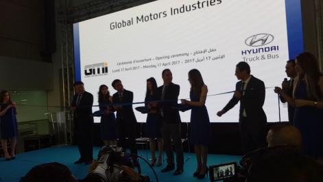 Global Motors Industries inaugure sa nouvelle succursale à Alger: de nouveaux locaux pour accompagner la stratégie de développement de GMI Hyundai Trucs & Bus