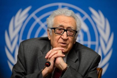 Lakhdar Brahimi aux occidentaux:  «L'Otan a détruit la Libye»