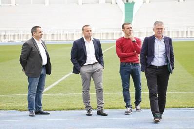 Foot/Sélection algérienne A': 1e liste du sélectionneur Lucas Alcaraz
