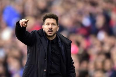 Atlético – Simeone :»Un match très dur face à Leicester»
