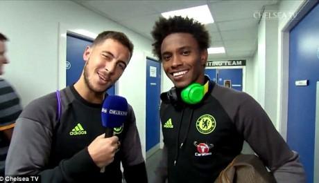 Chelsea – Hazard :»J'espère remporter le titre de meilleur joueur, mais…»