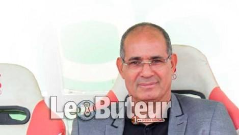 CRB : Badou Zaki : «Je ne veux plus de Bouazza …Tout ce qui a été dit à propos de l'IR Tanger ….»