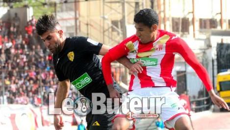 CRB : Bouazza : «Remporter la Coupe d'Algérie et entrer dans l'histoire du club