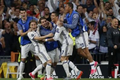 Cristiano Ronaldo envoie le Real en demi-finales