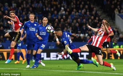 (Terminé) Leicester 2 – 0 Sunderland (Slimani buteur !)
