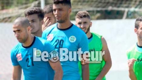 JSK : Rahmouni envisage de titulariser …….